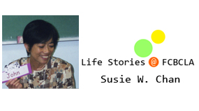 Life Stories @ FCBCLA – Susie Chan (Part 2)