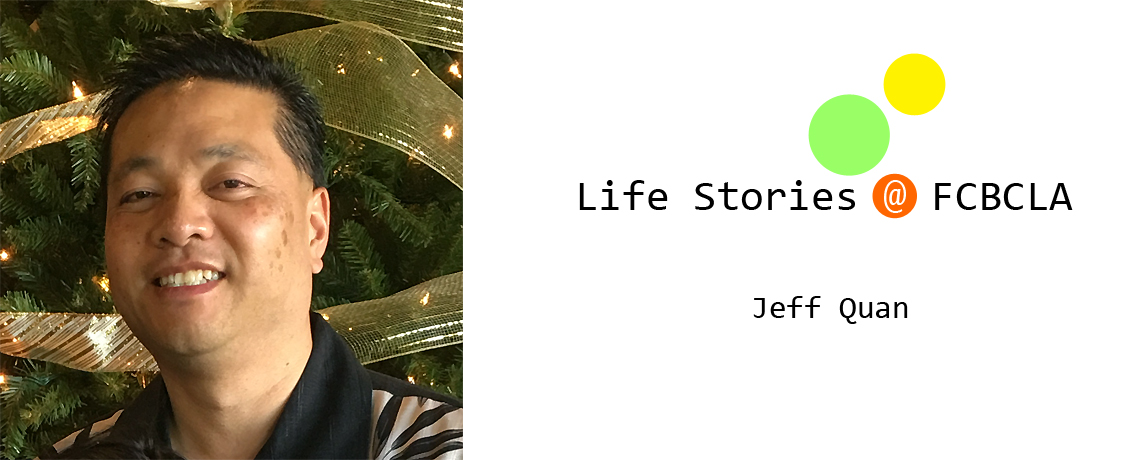 Life Stories @ FCBCLA by Jeff Quan