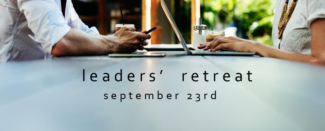 Leaders' Retreat