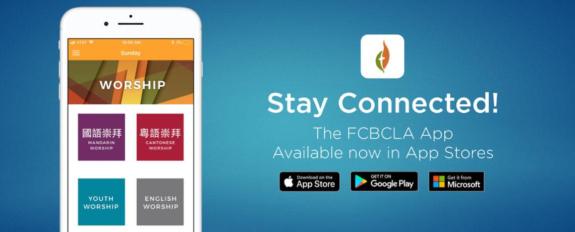 The FCBCLA App