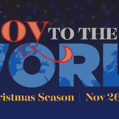 Sermon Series: Joy To the World - Advent 2017