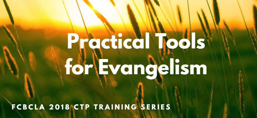 Practical Tools for Evangelism