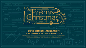 Sermon Series: The Promise of Christmas