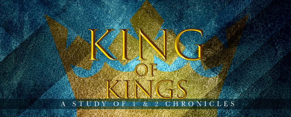 Sermon Series: King of Kings